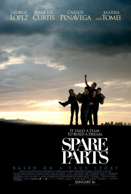 Spare Parts Poster #1