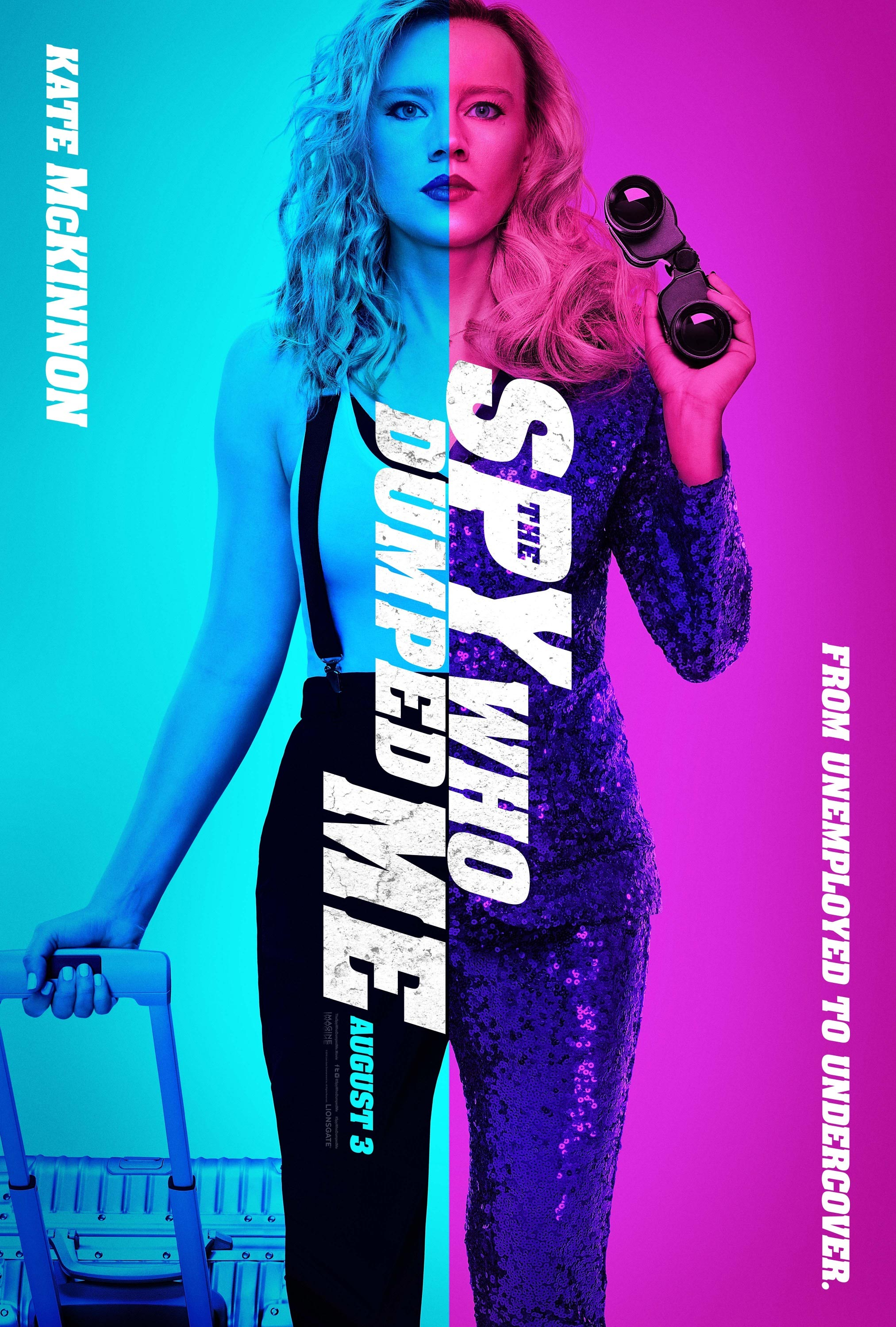 The Spy Who Dumped Me Poster #3