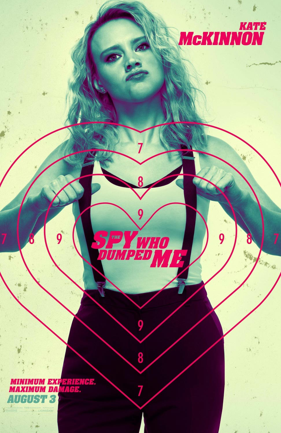 The Spy Who Dumped Me Poster #4