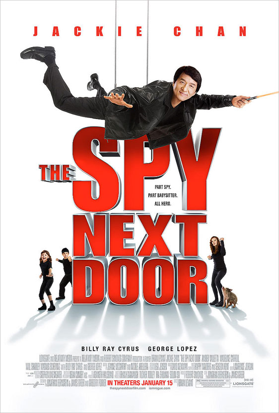 The Spy Next Door Poster #2