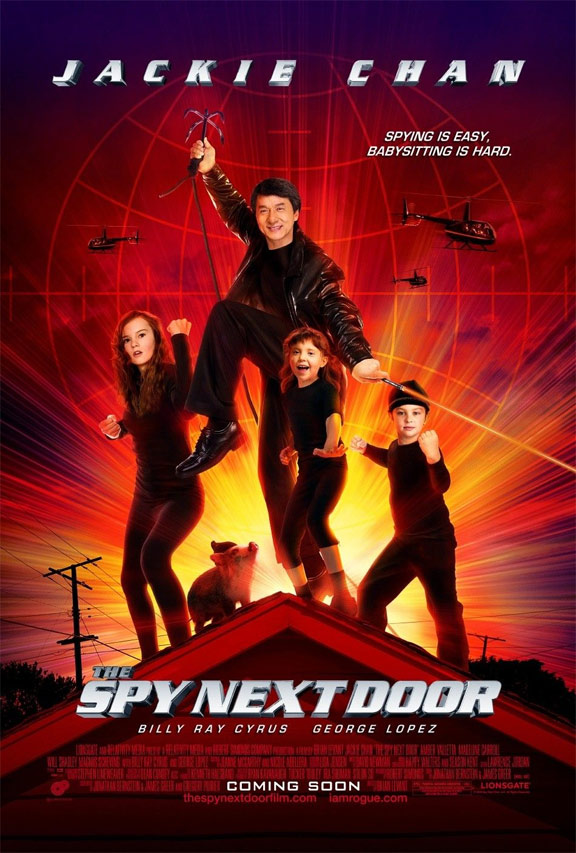 The Spy Next Door Poster #1