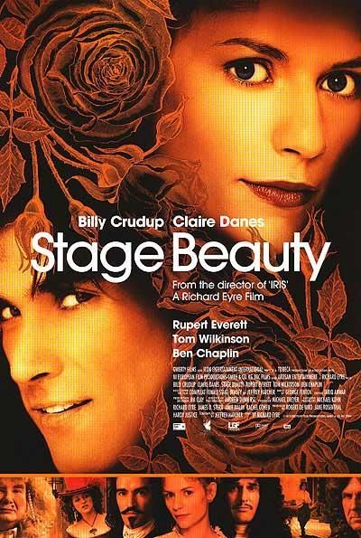 Stage Beauty Poster #1