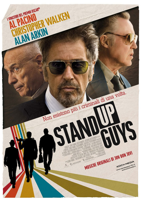 Stand Up Guys Poster #6