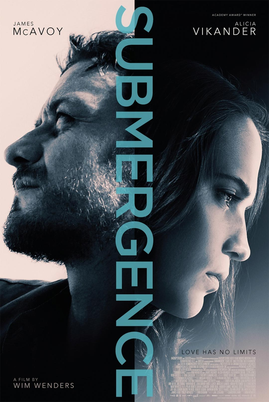 Submergence Poster #1