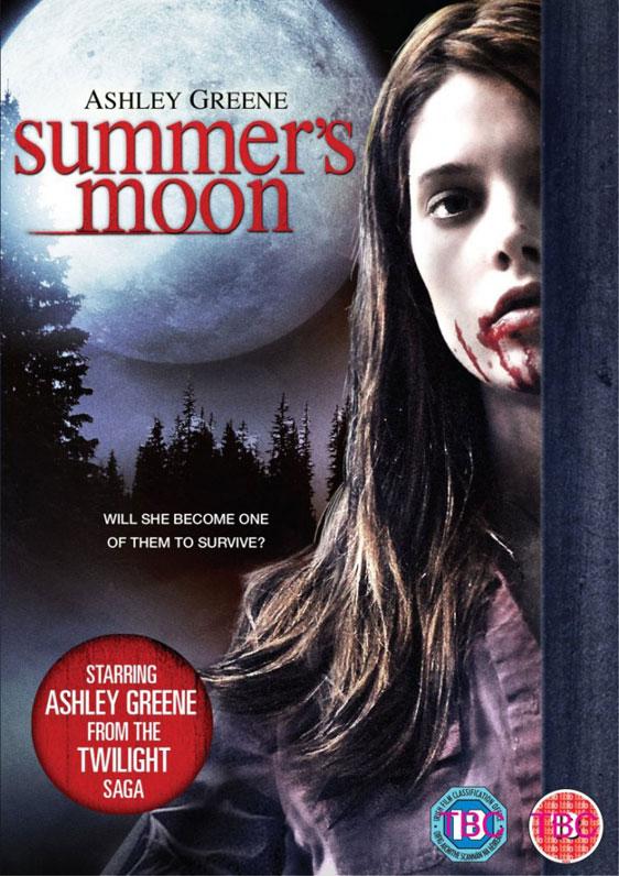 Summer's Moon Poster #1