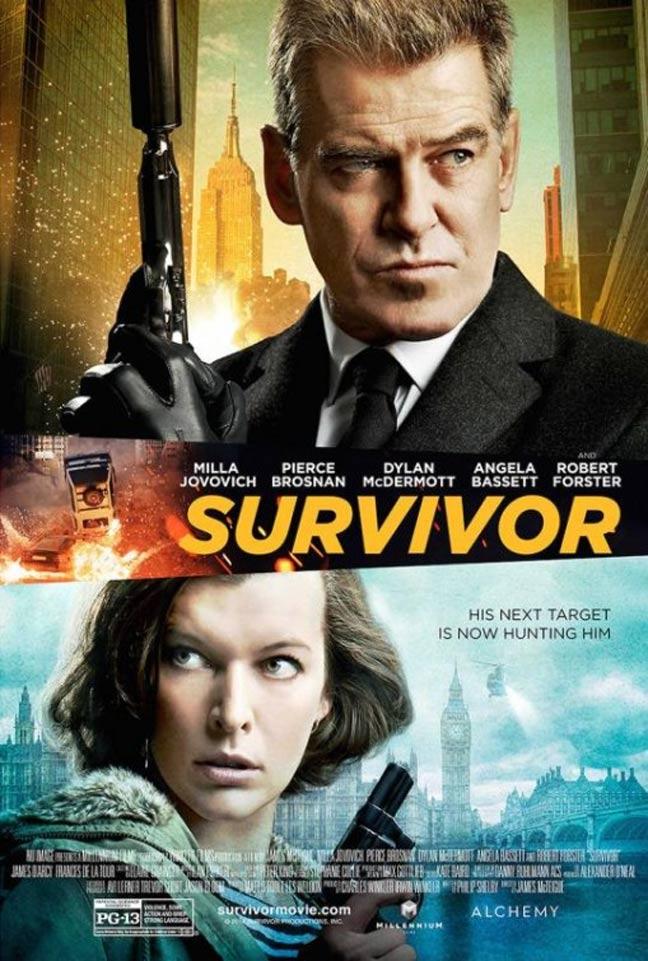 Survivor Poster #1