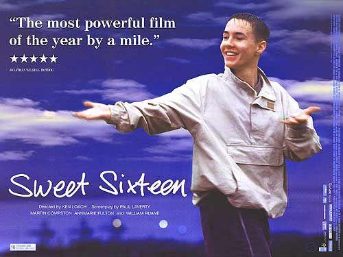 Sweet Sixteen Poster #1