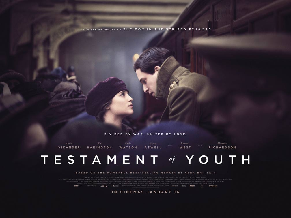 Testament of Youth Poster #2