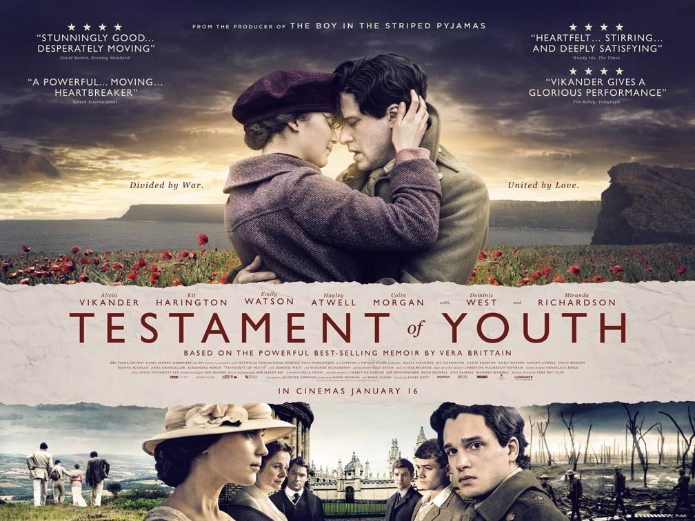 Testament of Youth Poster #1