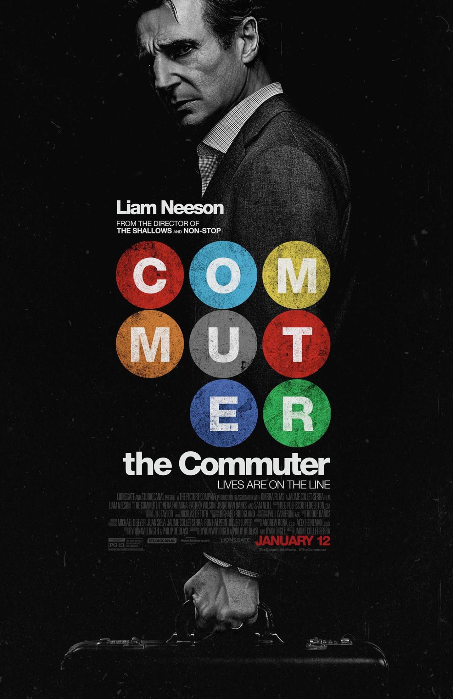 The Commuter Poster #2