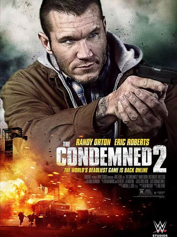 The Condemned 2 Poster #1