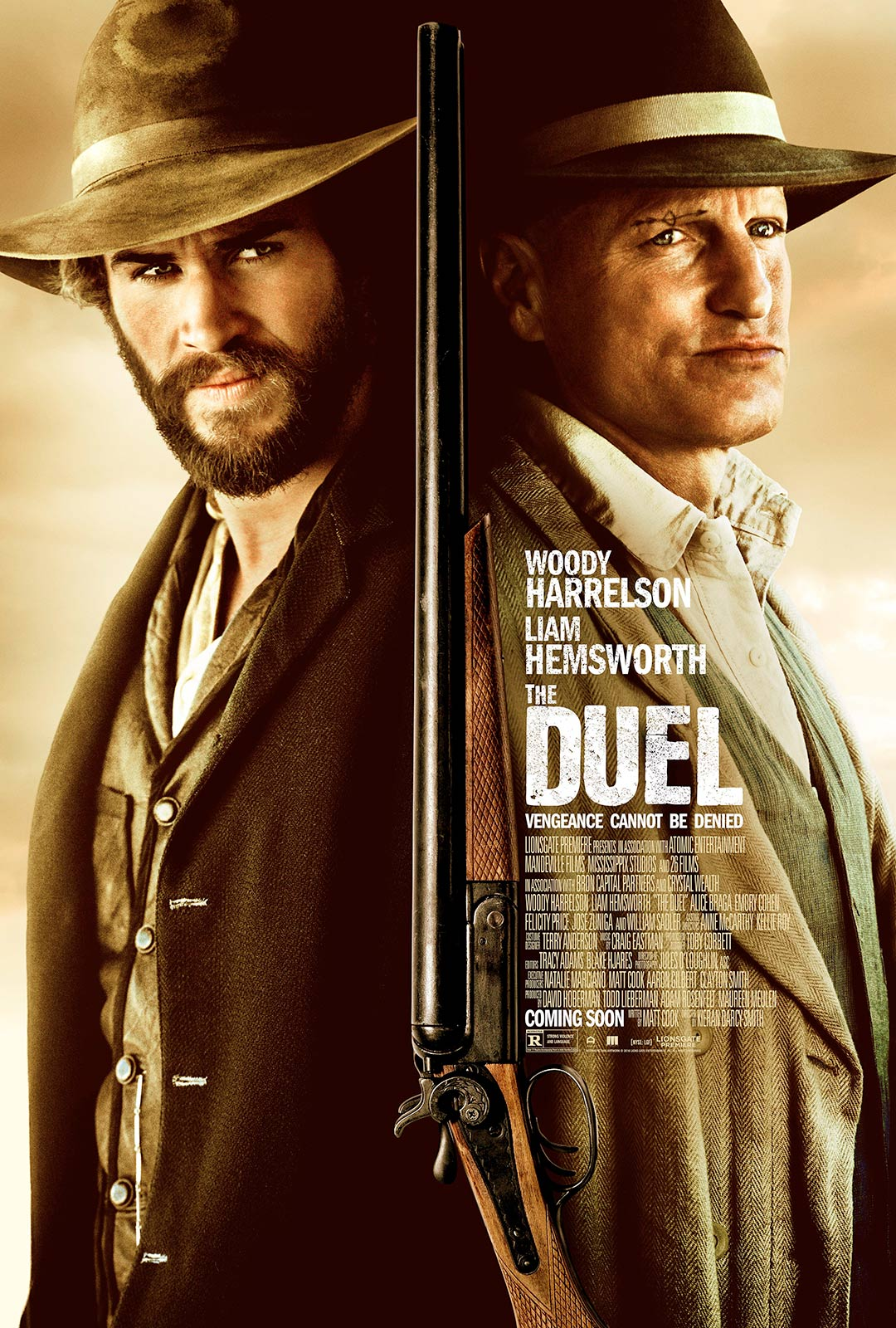 The Duel Poster #1