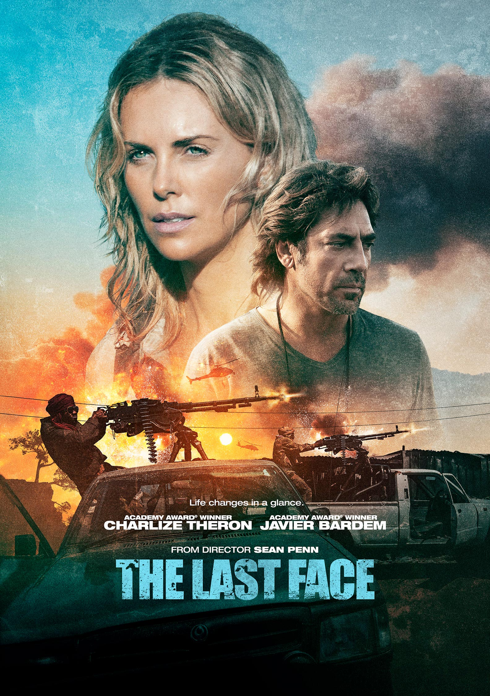 The Last Face Poster #2