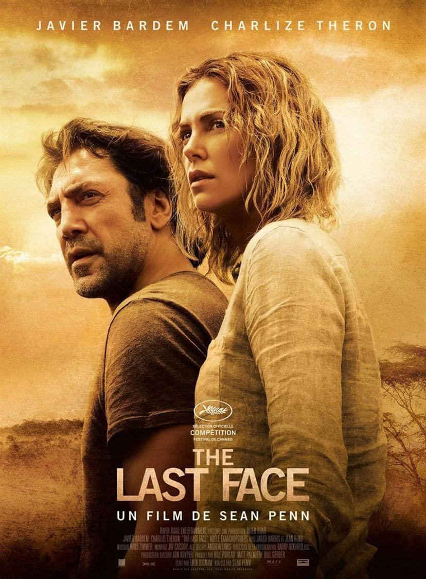 The Last Face Poster #1
