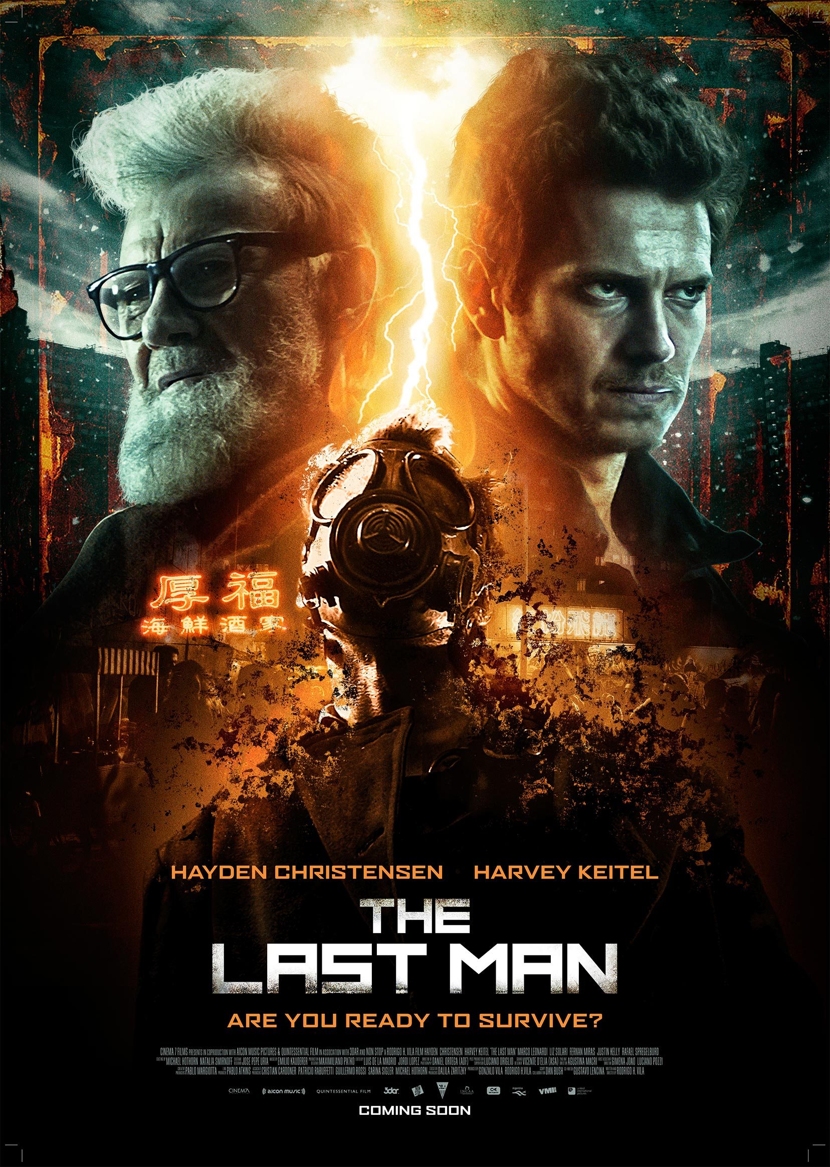 The Last Man Poster #1