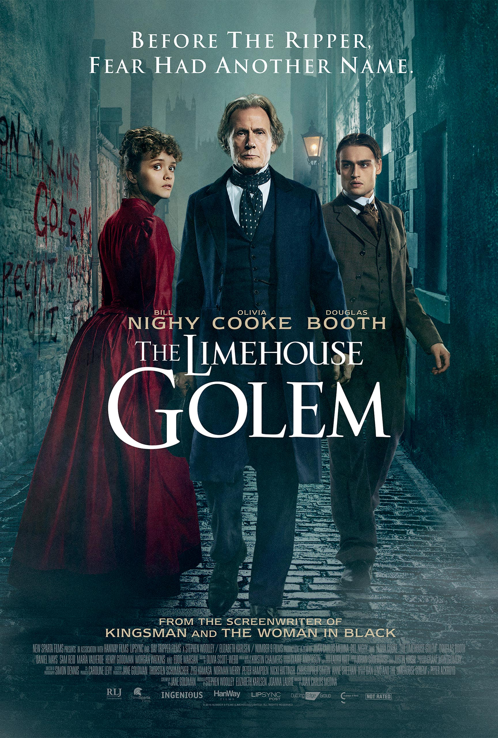 The Limehouse Golem Poster #1