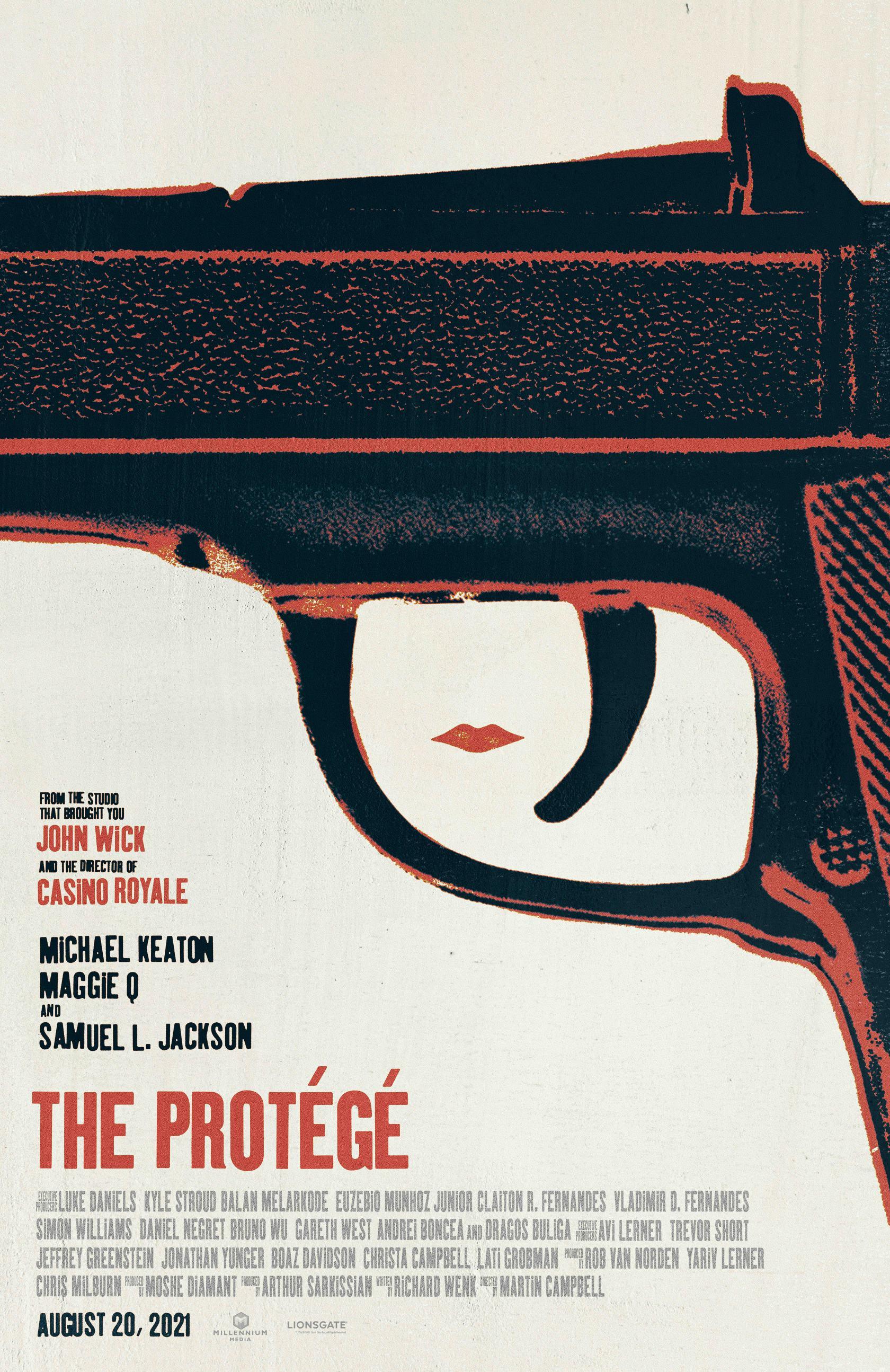 The Protégé Poster #1