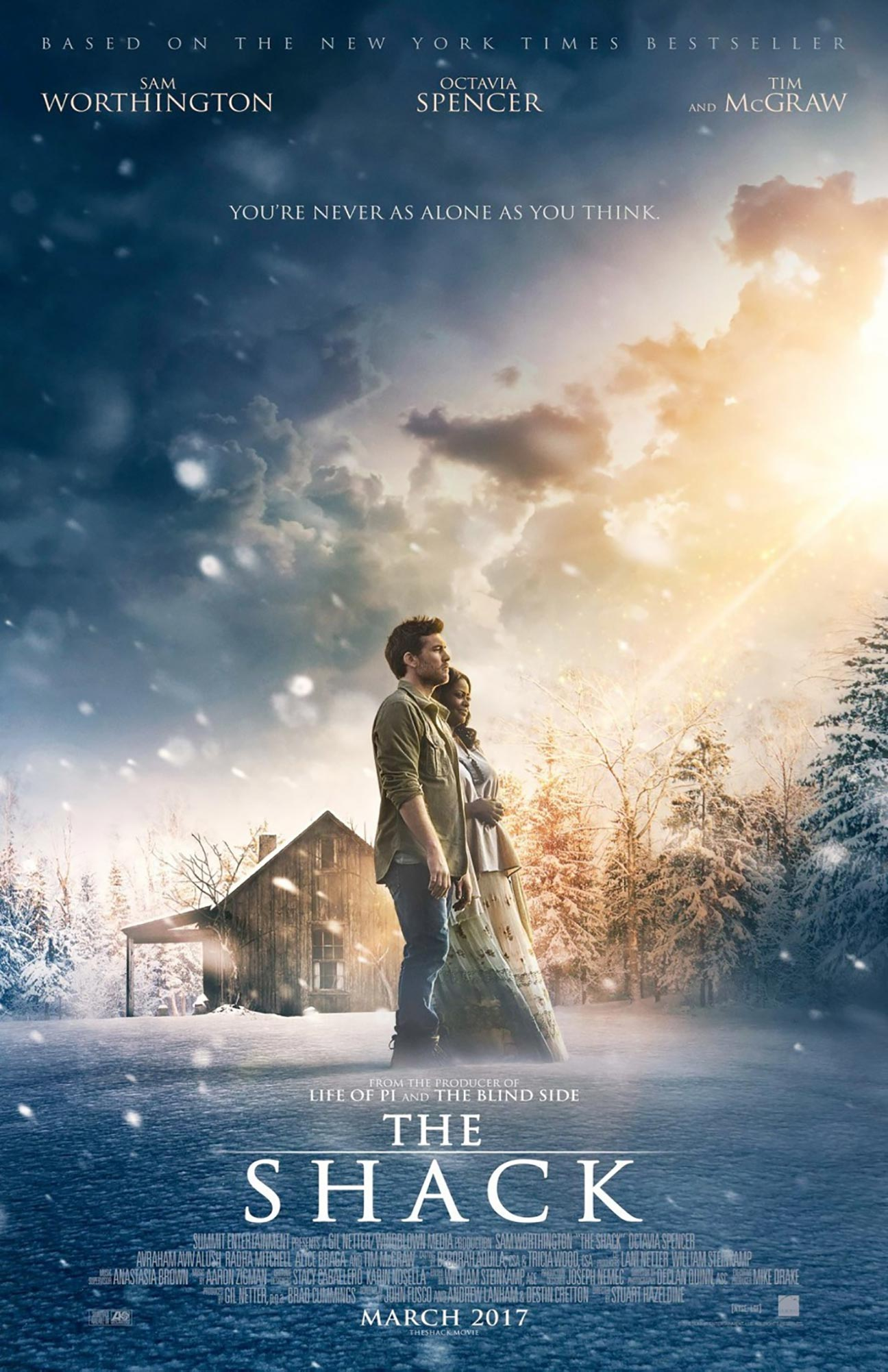 The Shack Poster #1