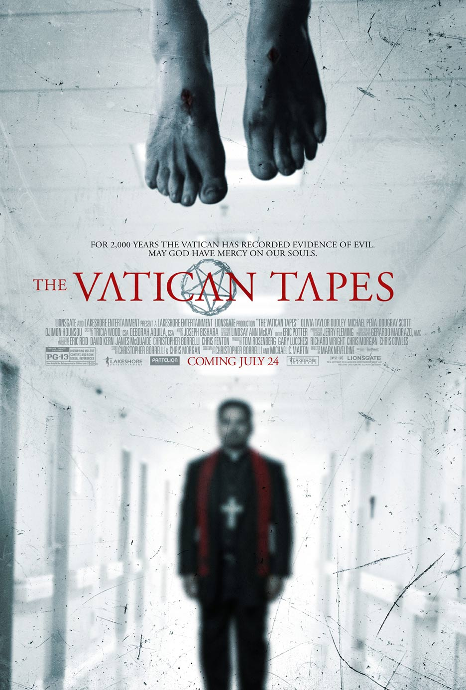 The Vatican Tapes Poster #1