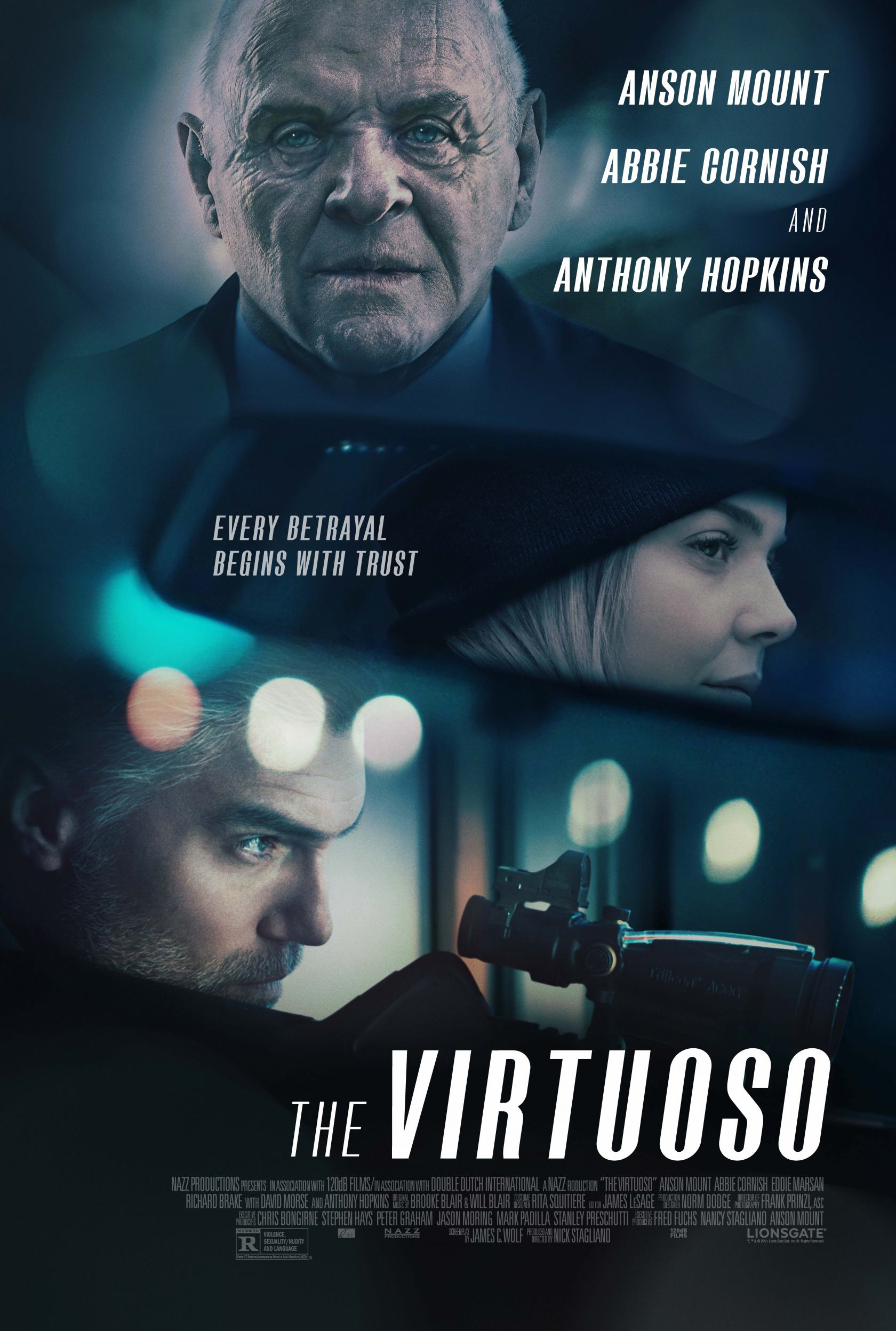 The Virtuoso Poster #1