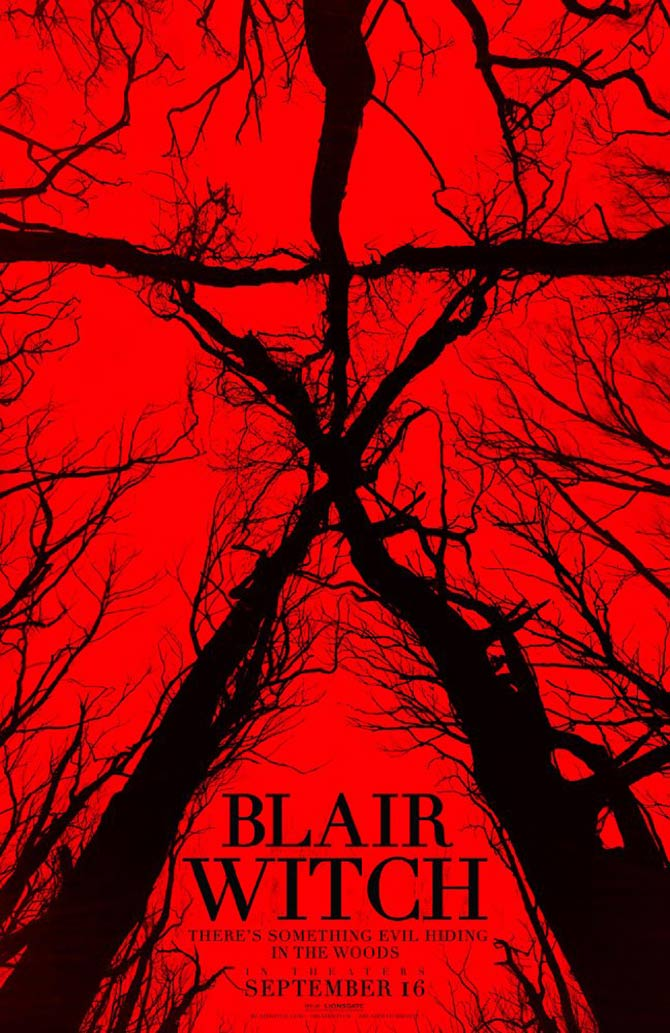 Blair Witch Poster #3