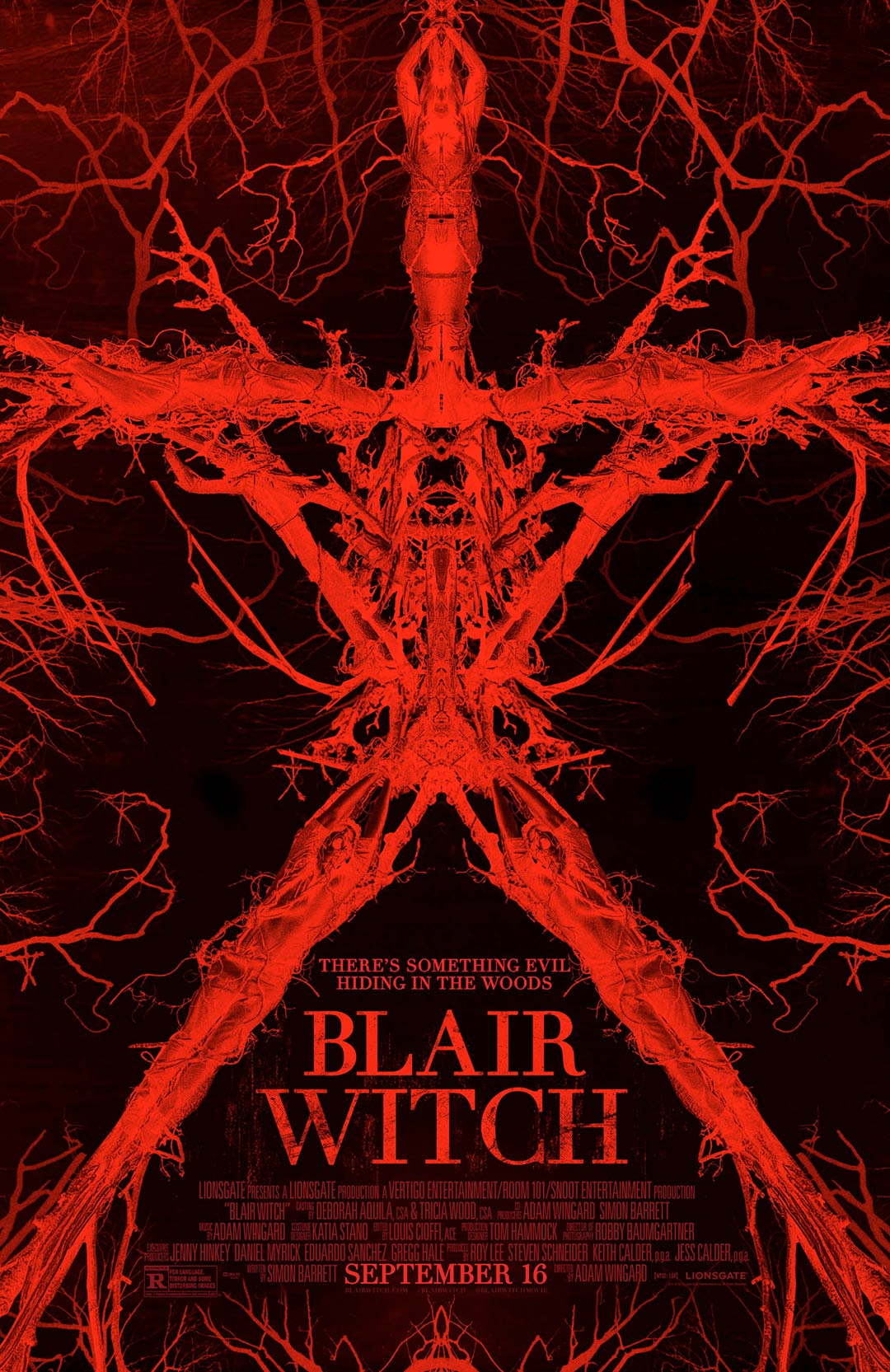 Blair Witch Poster #4