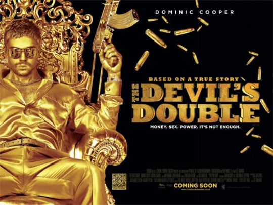 The Devil's Double Poster #3