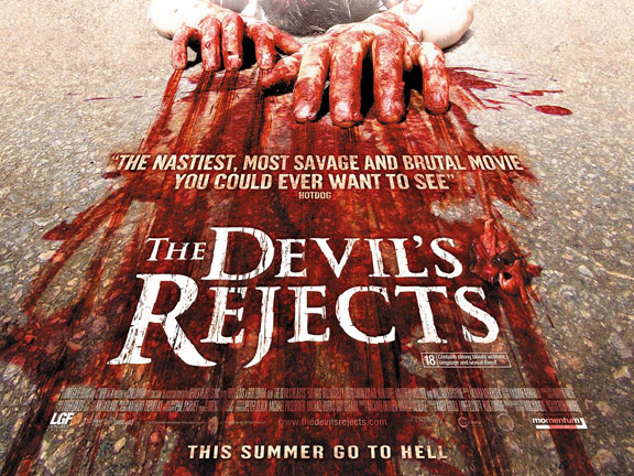 The Devil's Rejects Poster #4