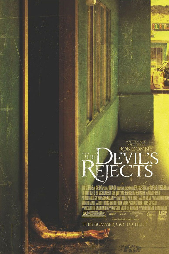 The Devil's Rejects Poster #1