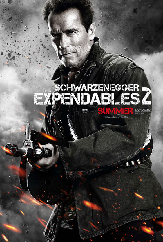 The Expendables 2 Poster #16