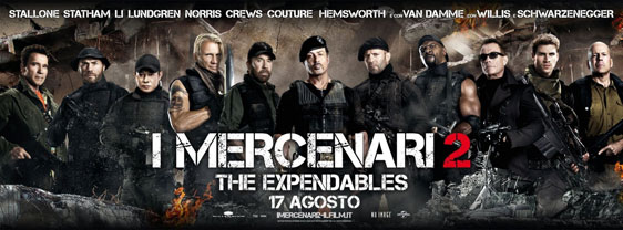 The Expendables 2 Poster #19
