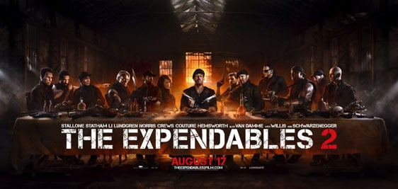 The Expendables 2 Poster #21