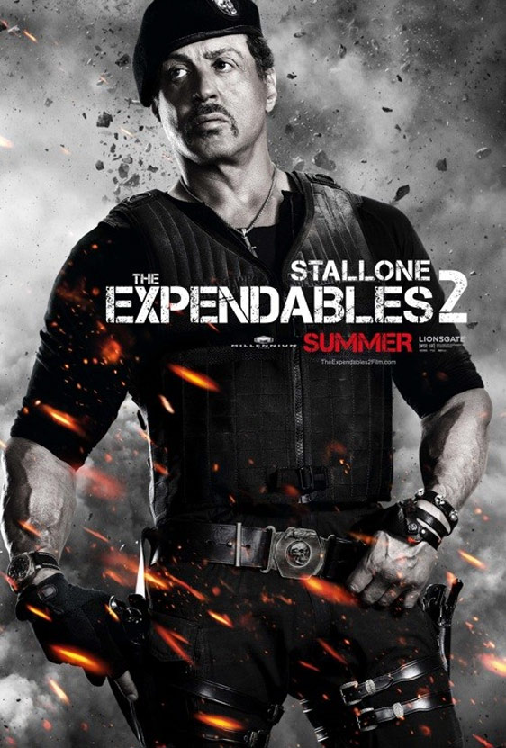 The Expendables 2 Poster #4