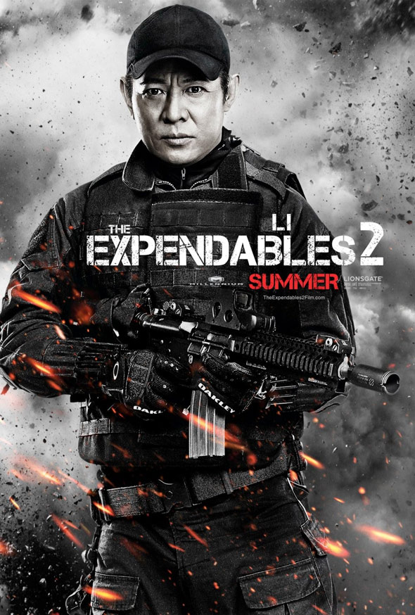 The Expendables 2 Poster #5