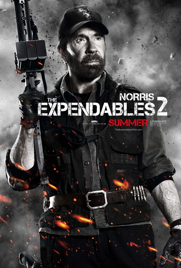 The Expendables 2 Poster #6