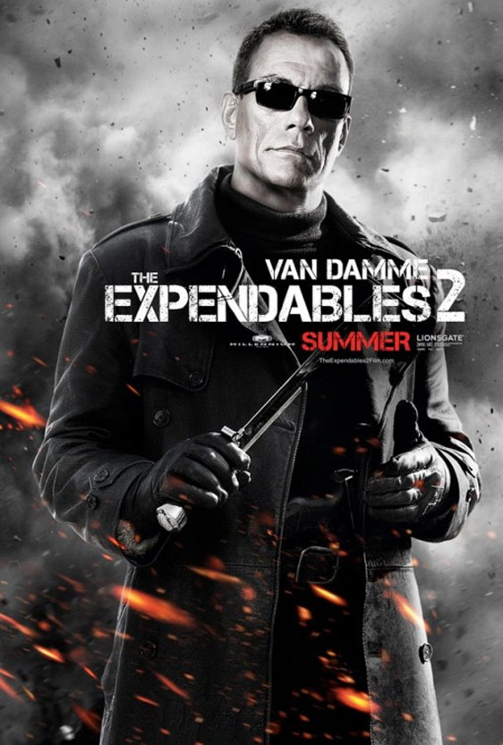 The Expendables 2 Poster #7
