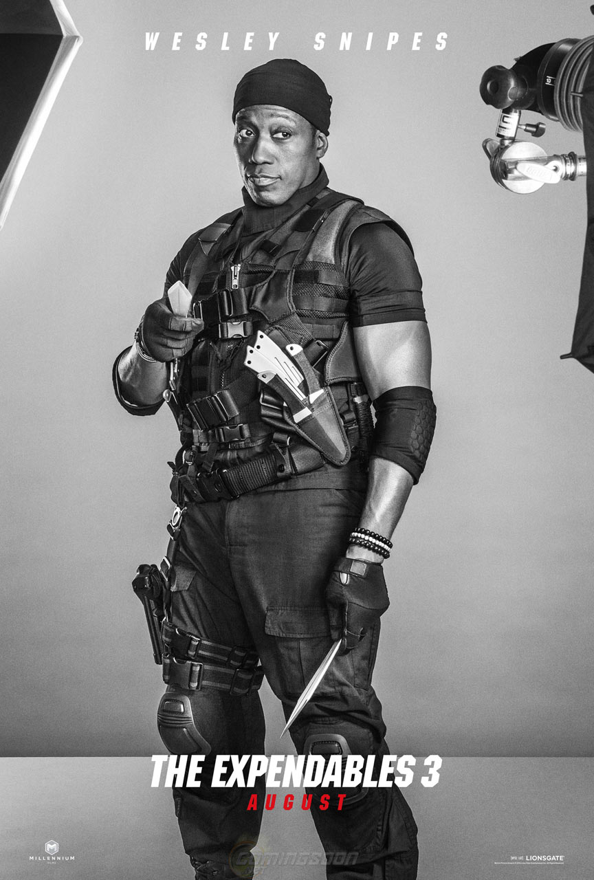 The Expendables 3 Poster #3