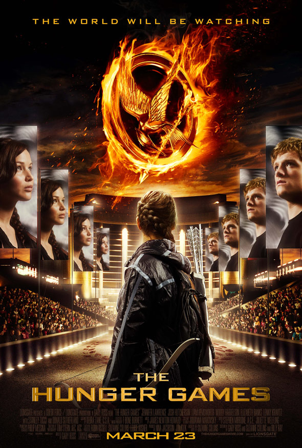The Hunger Games Poster #10