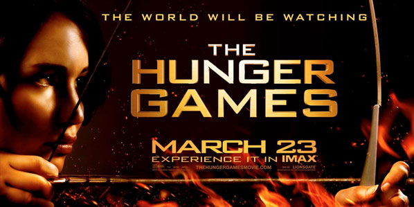 The Hunger Games Poster #12