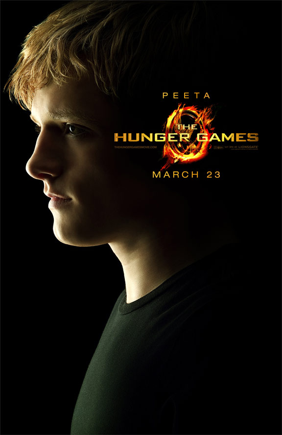 The Hunger Games Poster #3