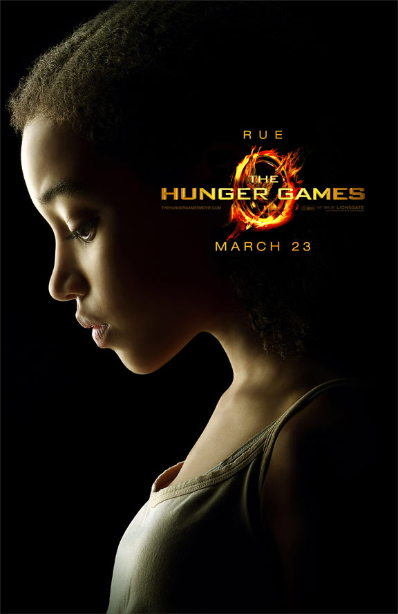 The Hunger Games Poster #5