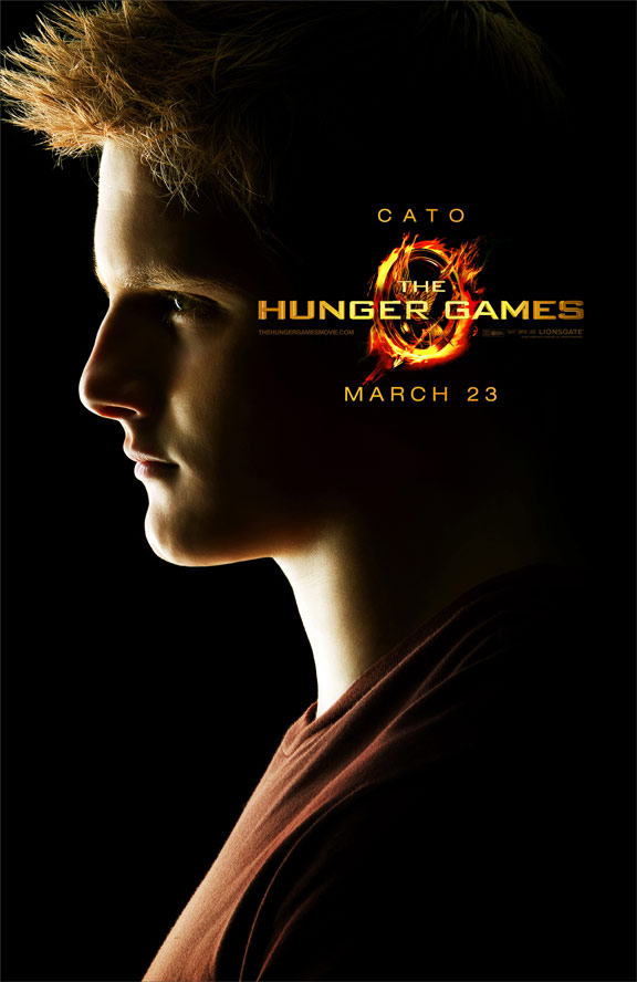 The Hunger Games Poster #6