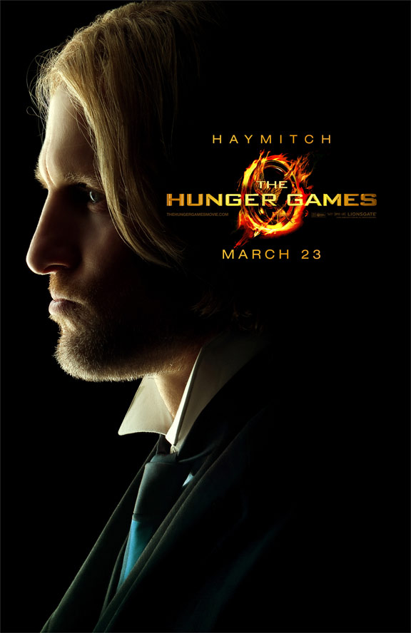 The Hunger Games Poster #7