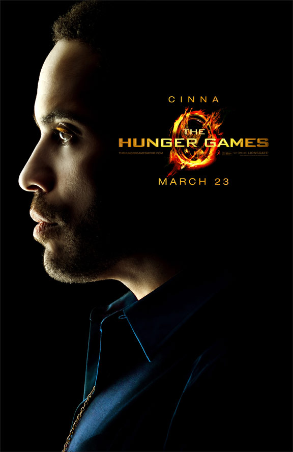 The Hunger Games Poster #9