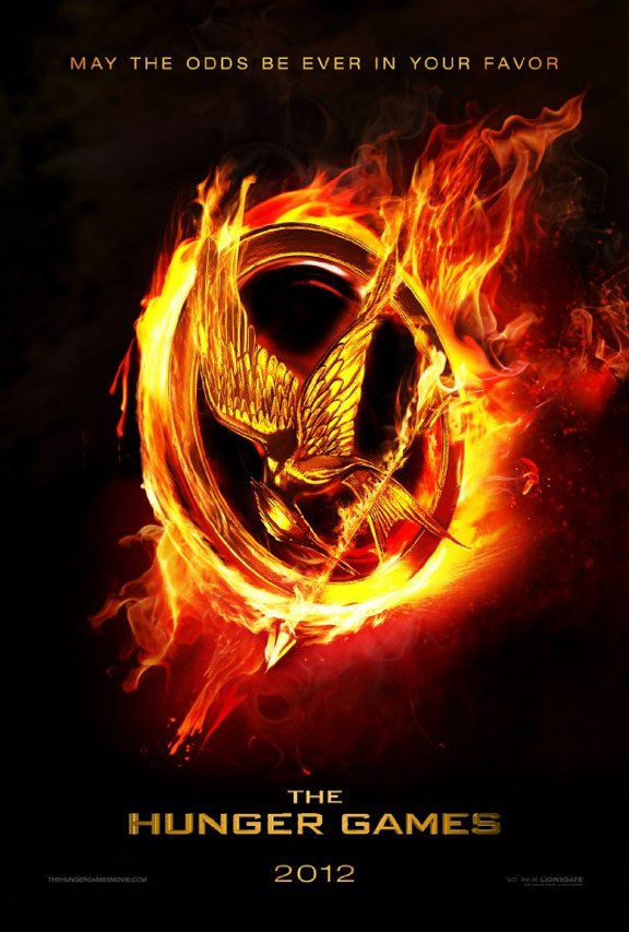 The Hunger Games Poster #1