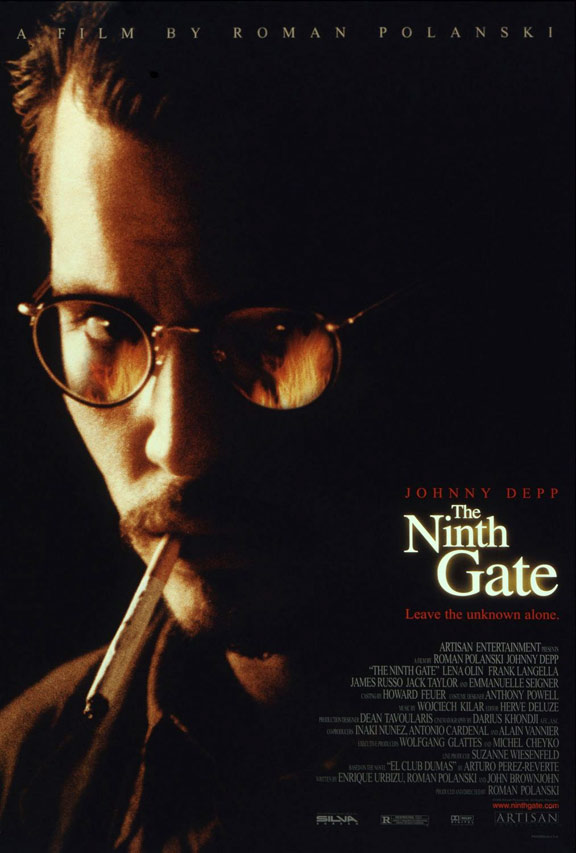 The Ninth Gate Poster #2