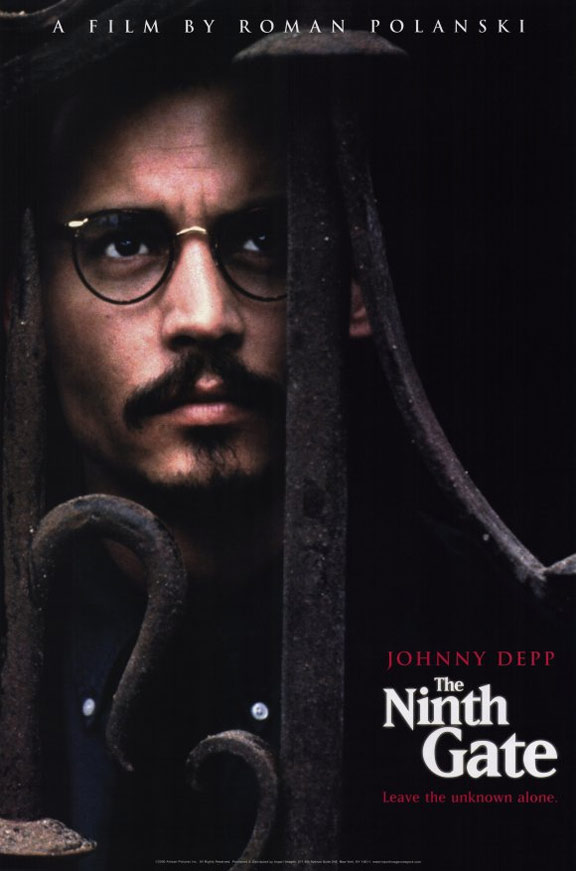 The Ninth Gate Poster #1