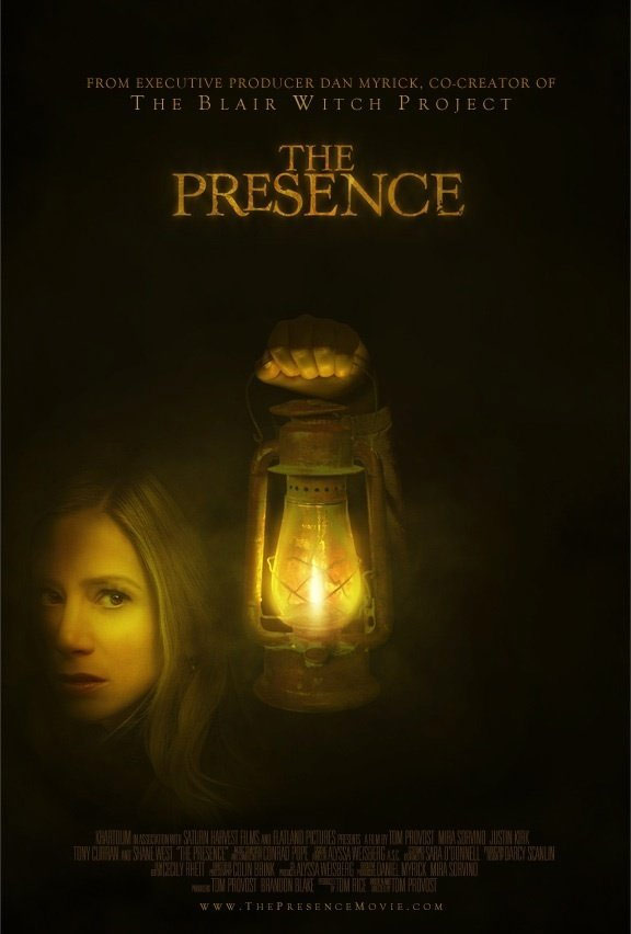 The Presence Poster #1