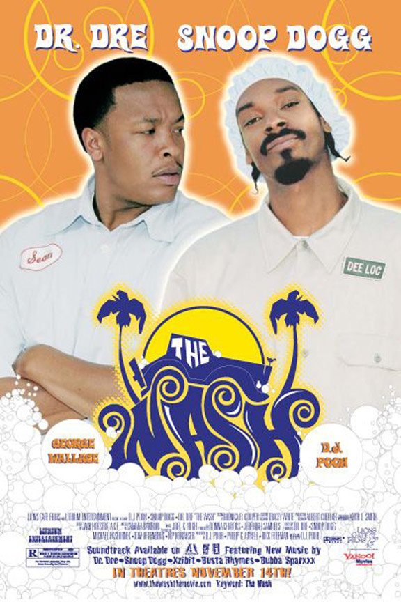 The Wash Poster #1