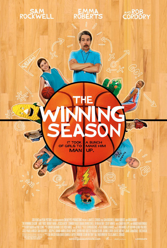 The Winning Season Poster #1